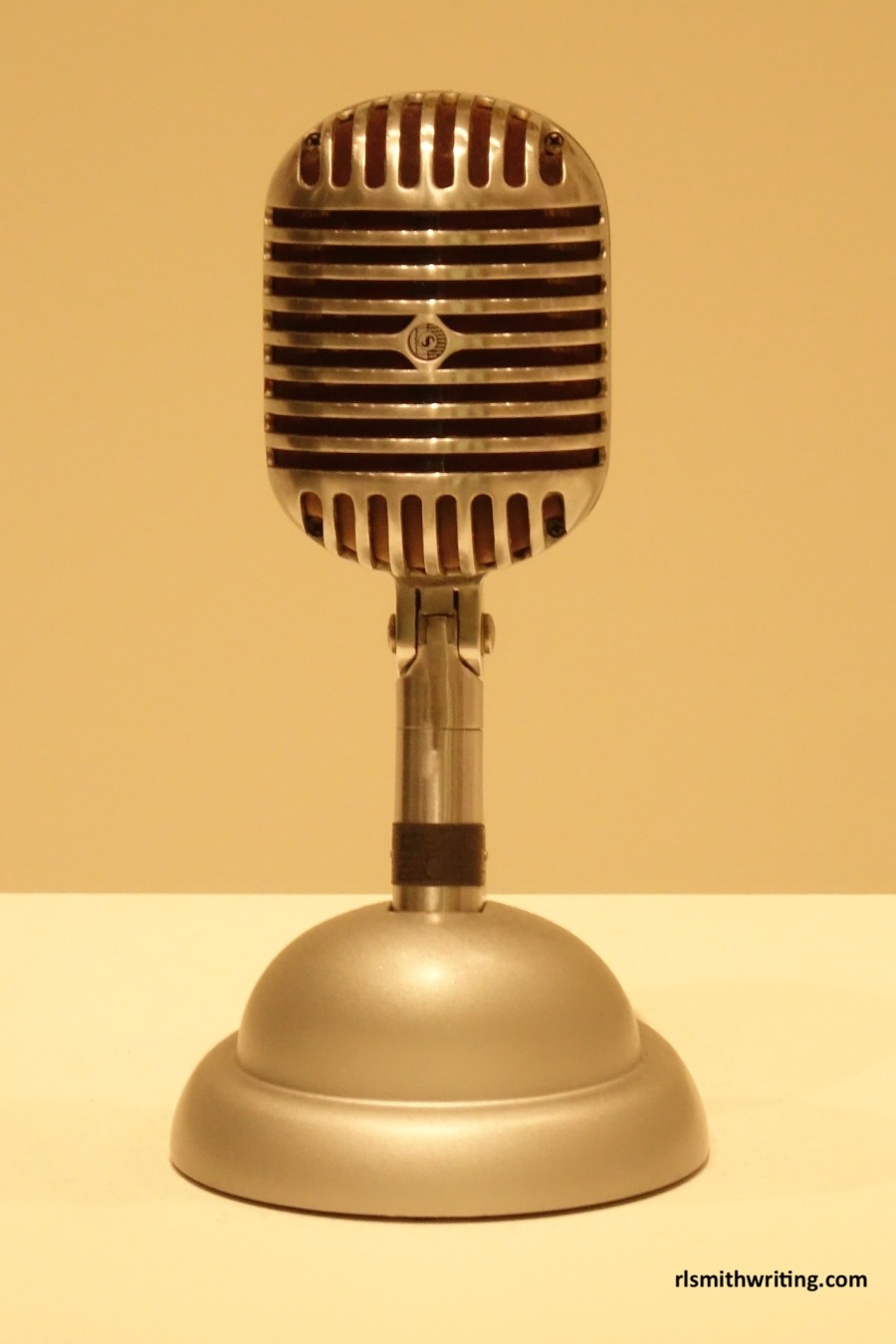 Microphone, Art Gallery of South Australia
