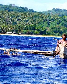 Lamen Bay - Lamen Island, Epi