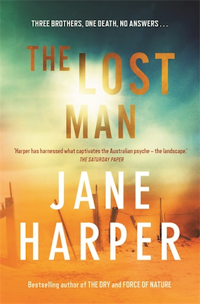 The Lost Man Jane Harper