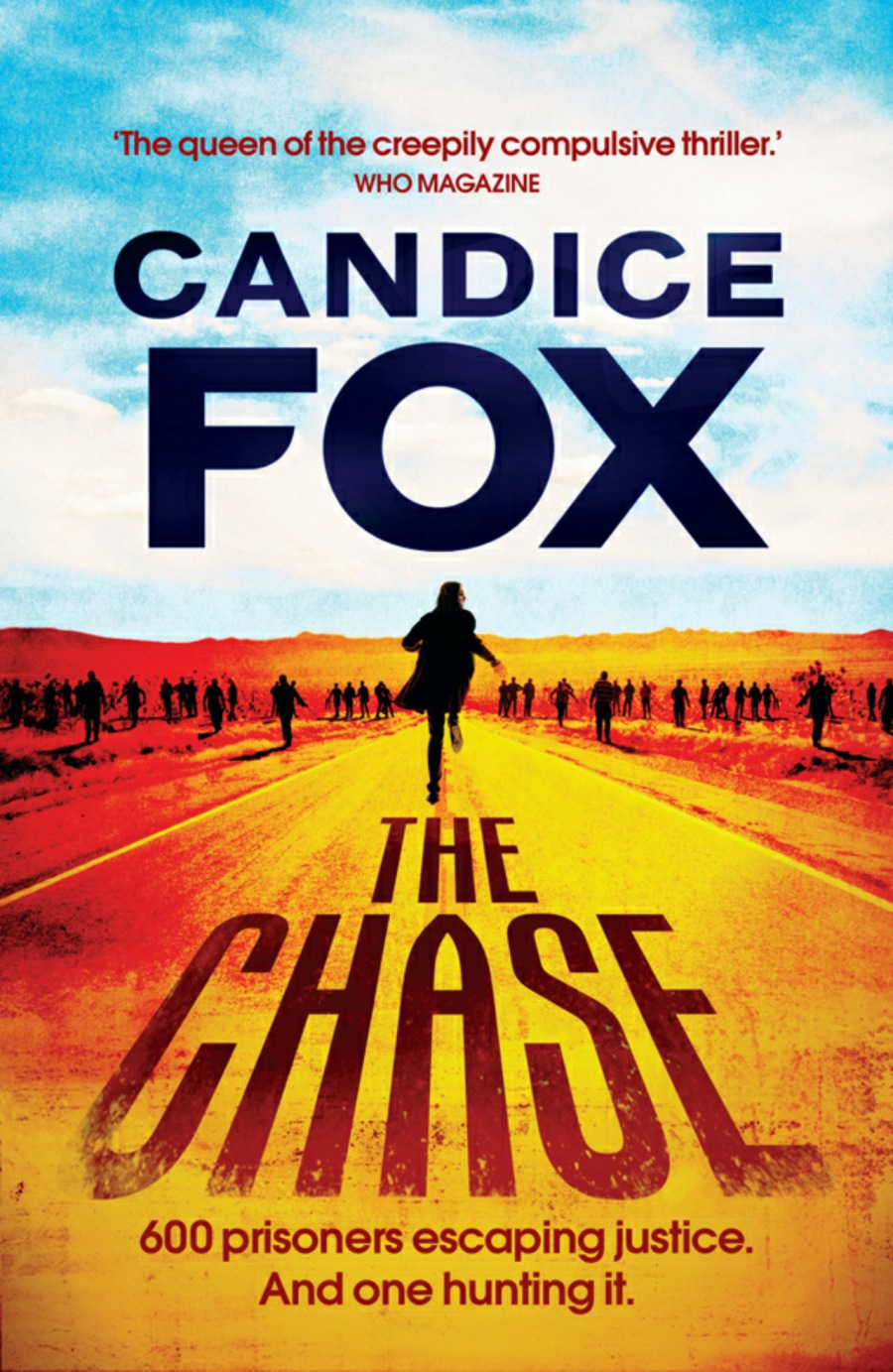 Candice Fox, The Chase cover image